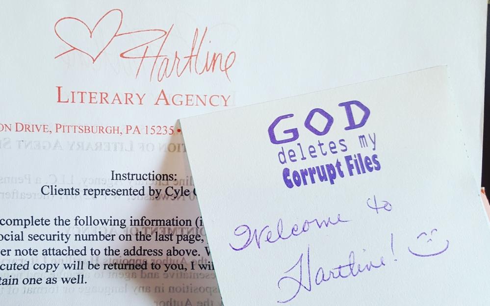 My Hartline Contract