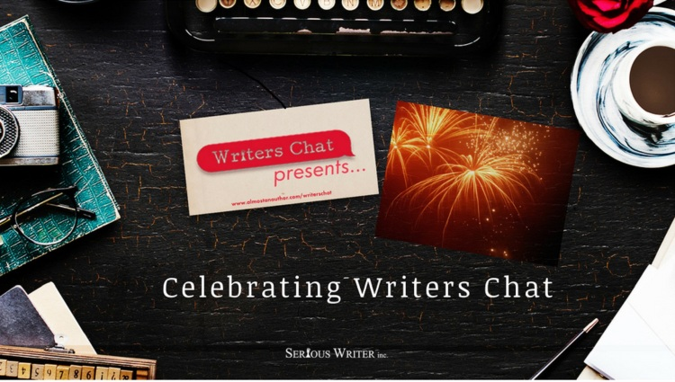 CelebratingWritersChat