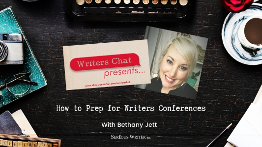 WritersConferencePrep